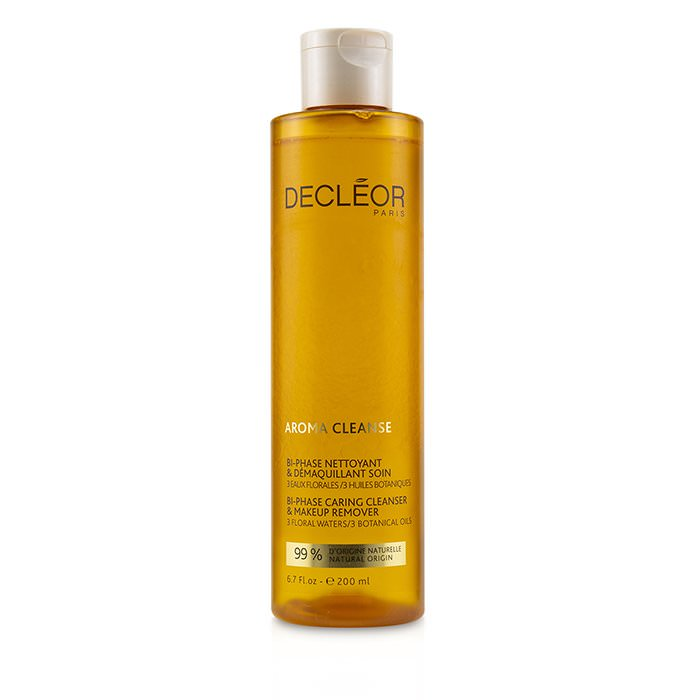 Decleor Aroma Cleanse Bi-Phase Caring Cleanser & Makeup Remover 200ml
