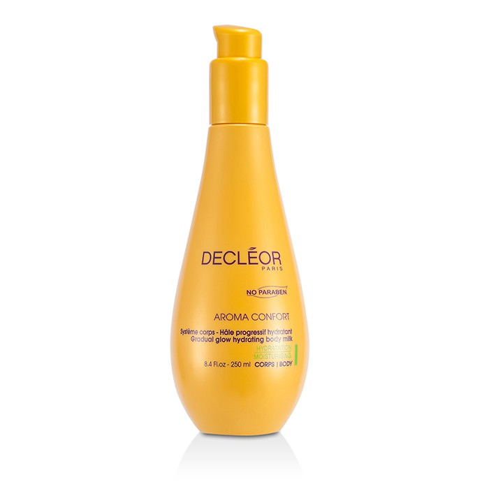 Decleor Aroma Confort Gradual Glow Hydrating Body Milk 250ml