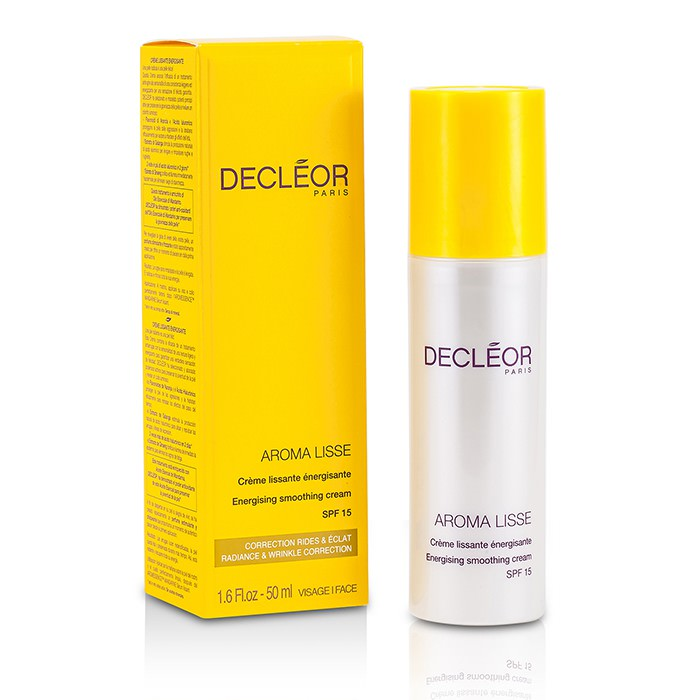 Decleor Aroma Lisse Energising Smoothing Cream SPF 15 50ml