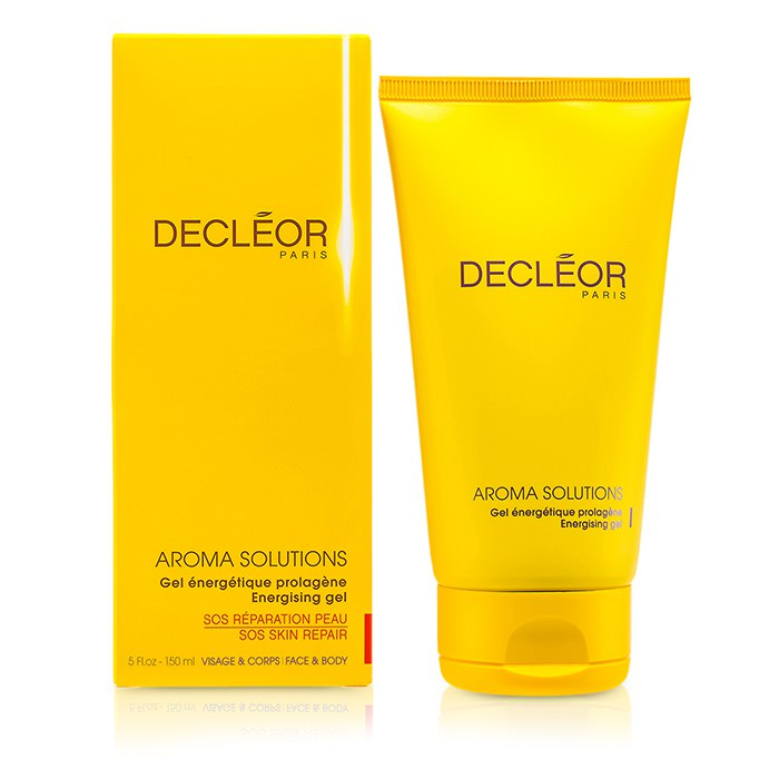 Decleor Aroma Solutions Energising Gel For Face & Body 150ml