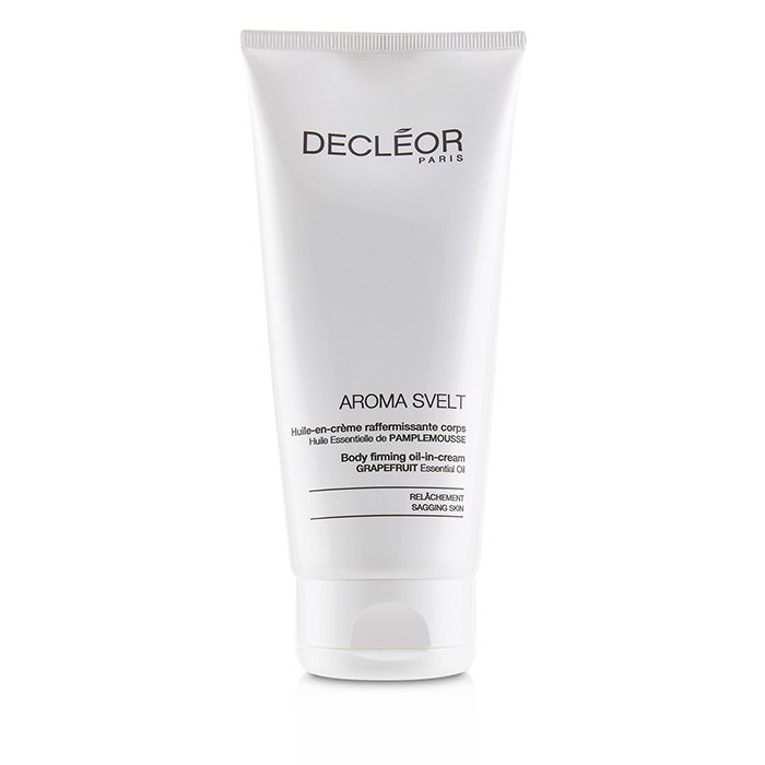 Decleor Aroma Svelt Body Firming Oil-In-Cream (Salon Product) 200ml