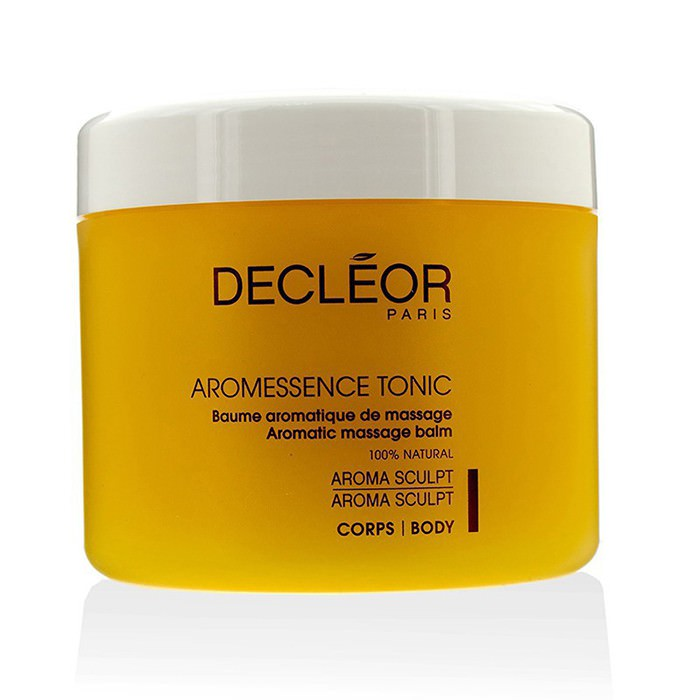 Decleor Aromessence Tonic Aromatic Massage Balm (Salon Size) 500ml