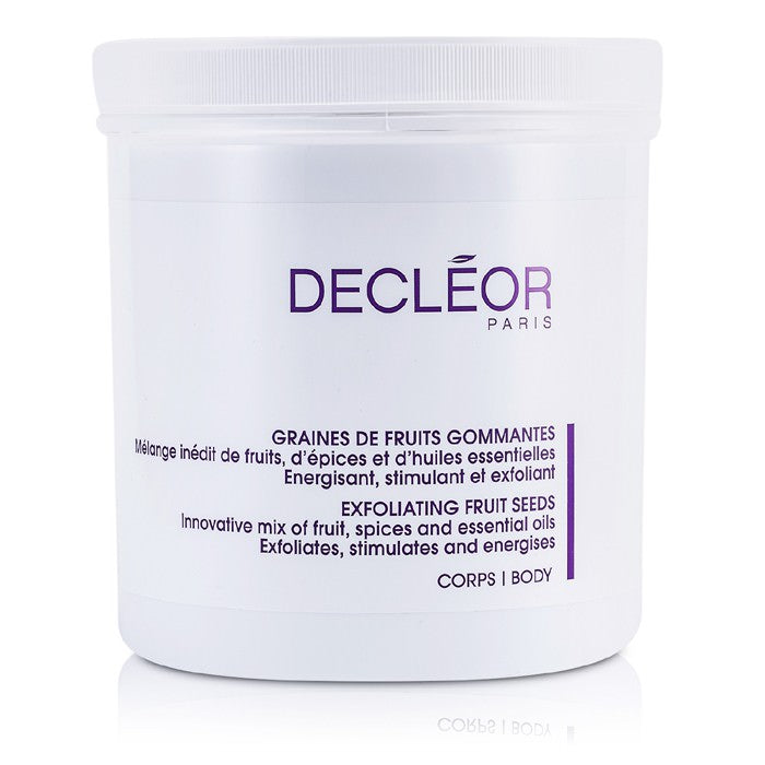 Decleor Graines De Fruits Gommantes Exfoliating Fruit Seeds (Salon Size) 500ml