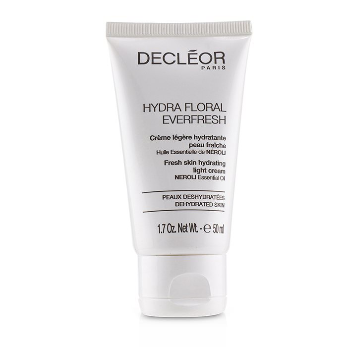 Decleor Hydra Floral Everfresh Fresh Skin Hydrating Light Cream - For Dehydrated Skin (Salon Product) 50ml