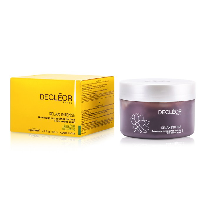 Decleor Relax Intense Fruits Seeds Scrub 200ml