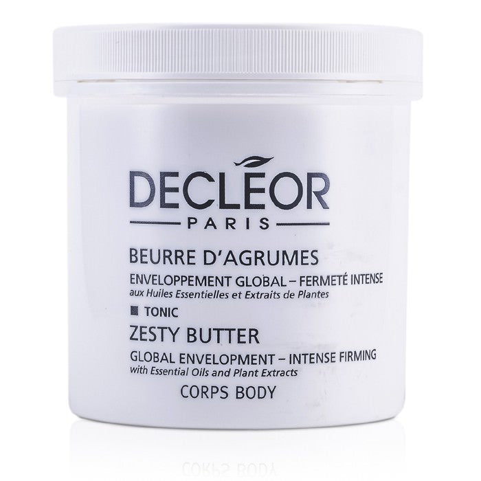 Decleor Zesty Butter Global Envelopment - Intense Firming (Salon Size) 500ml