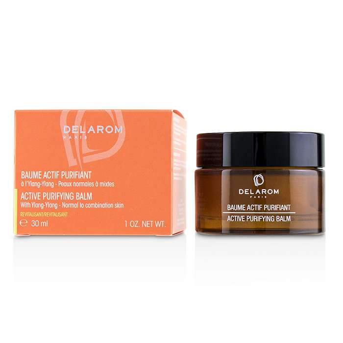 DELAROM Active Purifying Balm - For Normal to Combination Skin 30ml