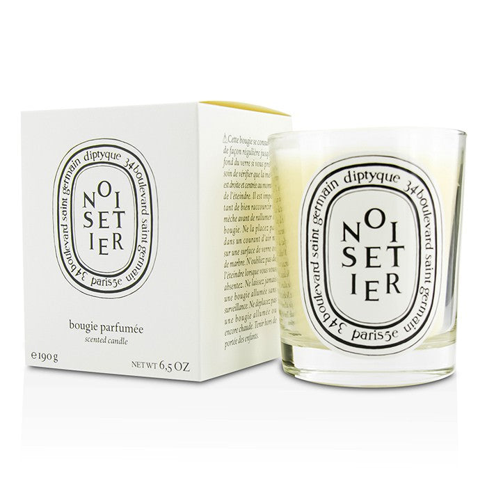 Diptyque Scented Candle - Noisetier (Hazelnut Tree) 190g