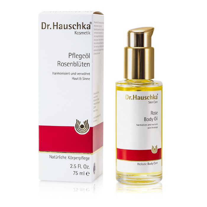 Dr. Hauschka Rose Body Oil 75ml