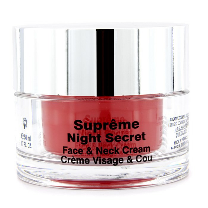 Dr. Sebagh Supreme Night Secret Face & Neck Cream 50ml