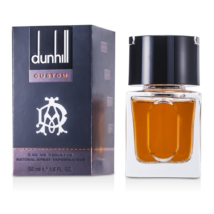 Dunhill Custom Eau De Toilette Spray 50ml