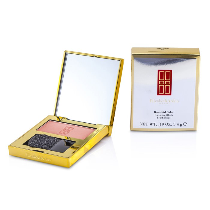 Elizabeth Arden Beautiful Color Radiance Blush - # 09 Sunblush 5.4g