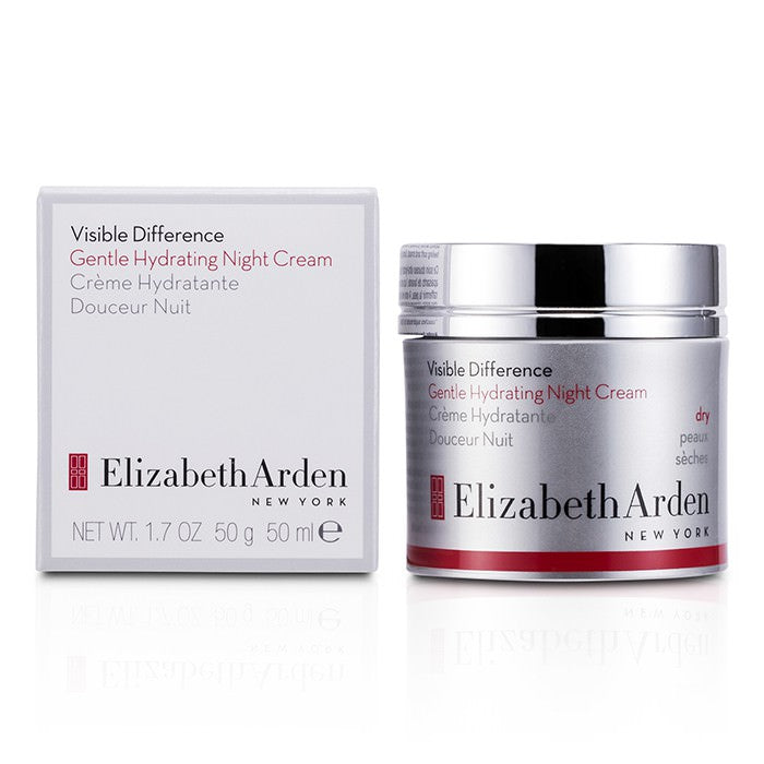 Elizabeth Arden Visible Difference Gentle Hydrating Night Cream (Dry Skin) 50ml