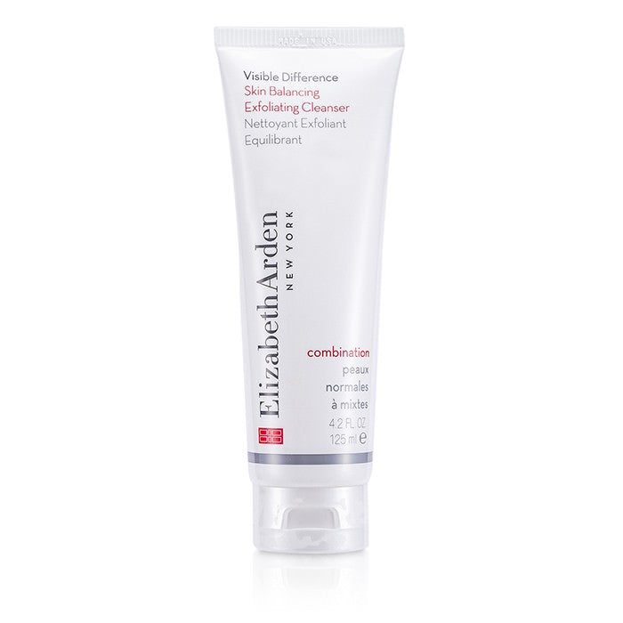 Elizabeth Arden Visible Difference Skin Balancing Exfoliating Cleanser (Combination Skin) 125ml