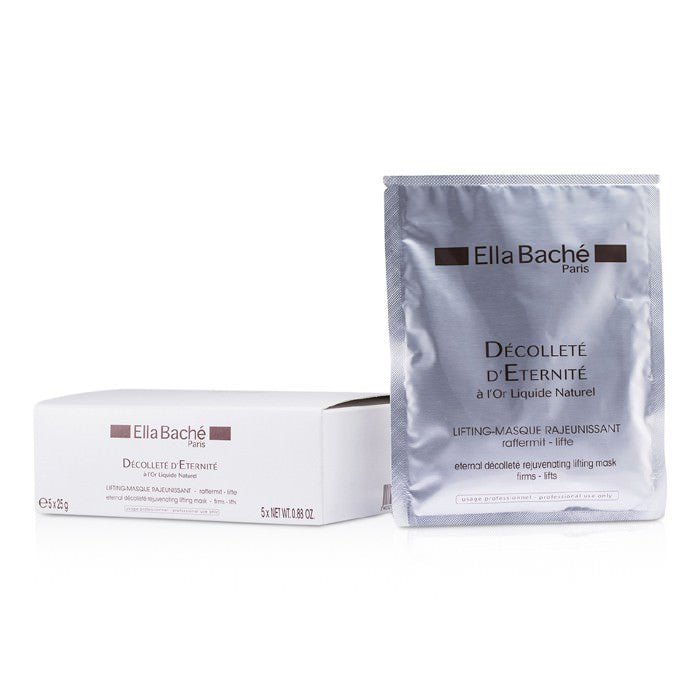 Ella Bache Eternal Decollete Rejuvenating Lifting Mask (Salon Size) 5x25g
