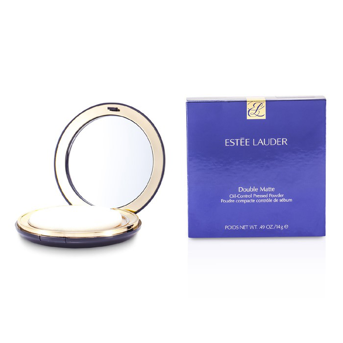 Estee Lauder Double Matte Oil Control Pressed Powder - No. 03 Medium 14g