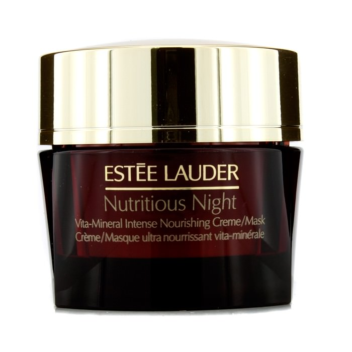 Estee Lauder Nutritious Night Vita-Mineral Intense Nourishing Creme/Mask 50ml