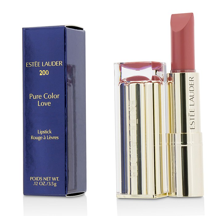Estee Lauder Pure Color Love Lipstick - #200 Proven Innocent 3.5g