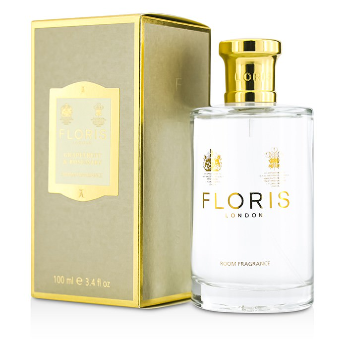 Floris Room Fragance Spray - Grapefruit & Rosemary 100ml