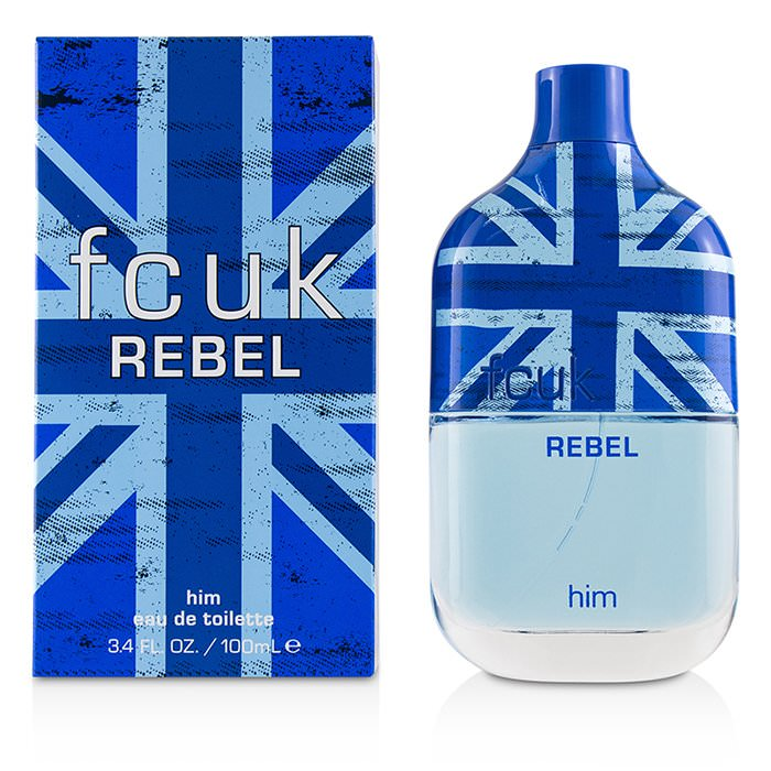 French Connection UK Fuck Rebel Eau De Toilette Spray 100ml