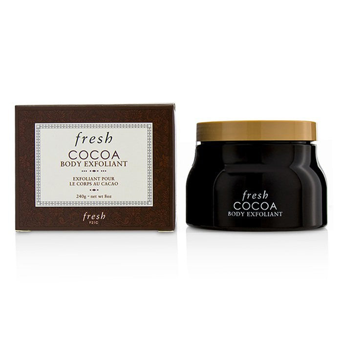 Fresh Cocoa Body Exfoliant 240g