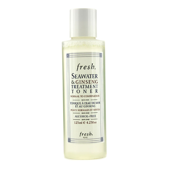 Fresh Seawater & Ginseng Treatment Toner - Normal to Combination 125ml