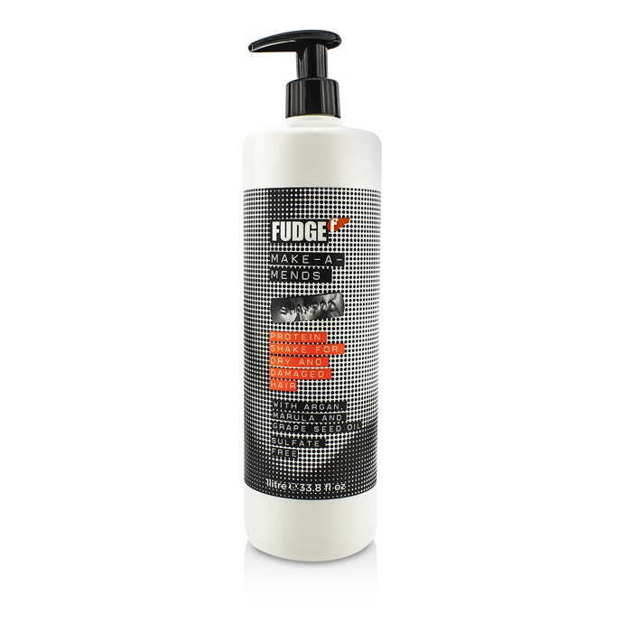 Fudge Make-A-Mends Shampoo - Sulfate Free (For Dry and Damaged Hair) 1000ml