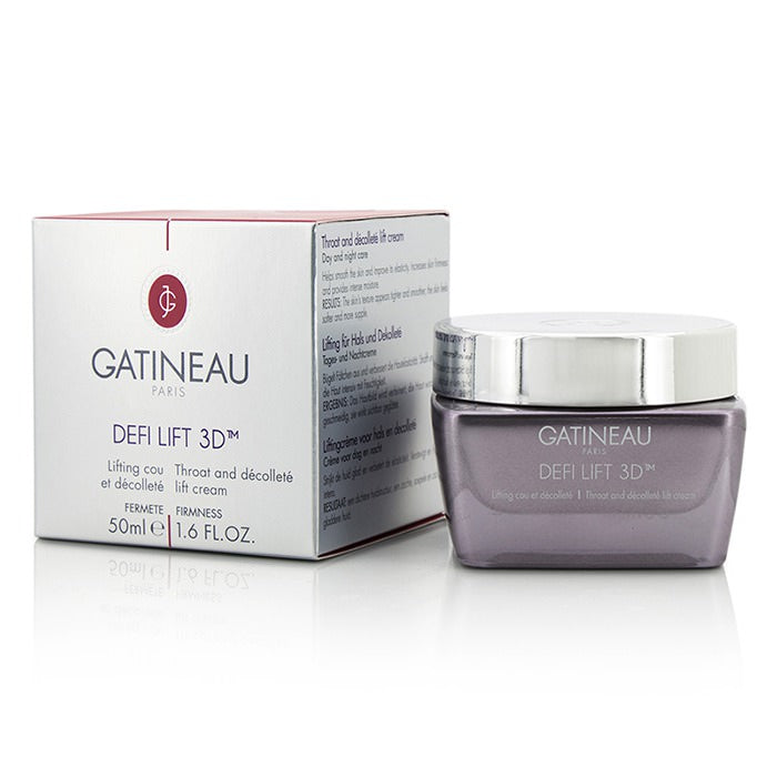 Gatineau Defi Lift 3D Throat & Decollete Lift Care 50ml