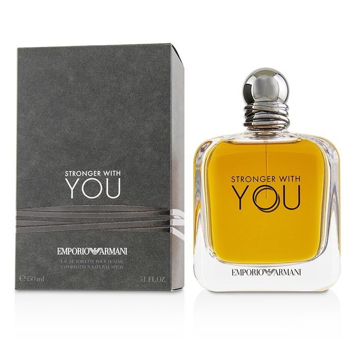 Giorgio Armani Emporio Armani Stronger With You Eau De Toilette Spray 150ml