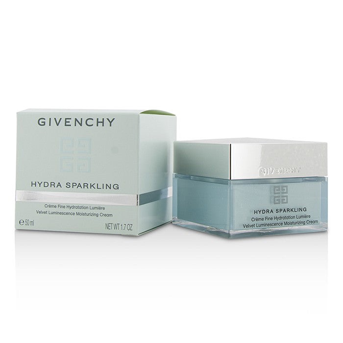 Givenchy Hydra Sparkling Velvet Luminescence Moisturizing Cream - Normal to Combination Skin 50ml