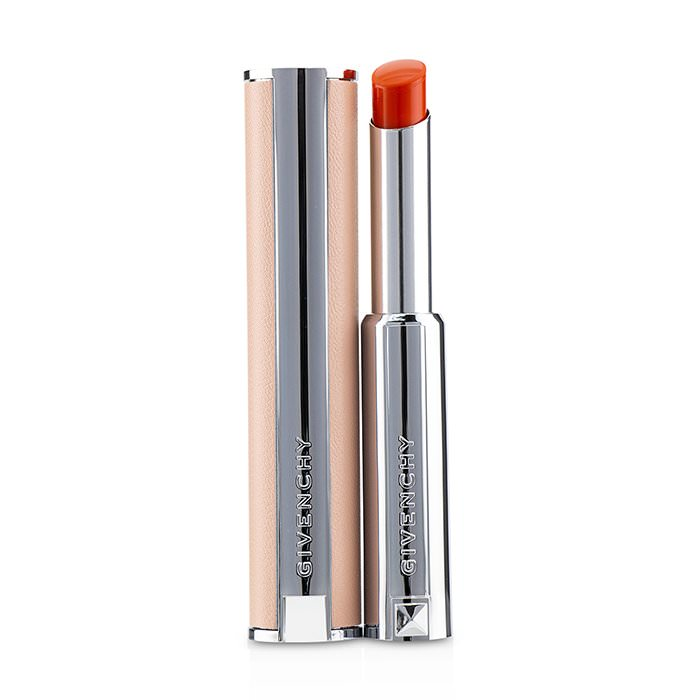 Givenchy Le Rose Perfecto Beautifying Lip Balm - # 302 Solar Red 2.2g