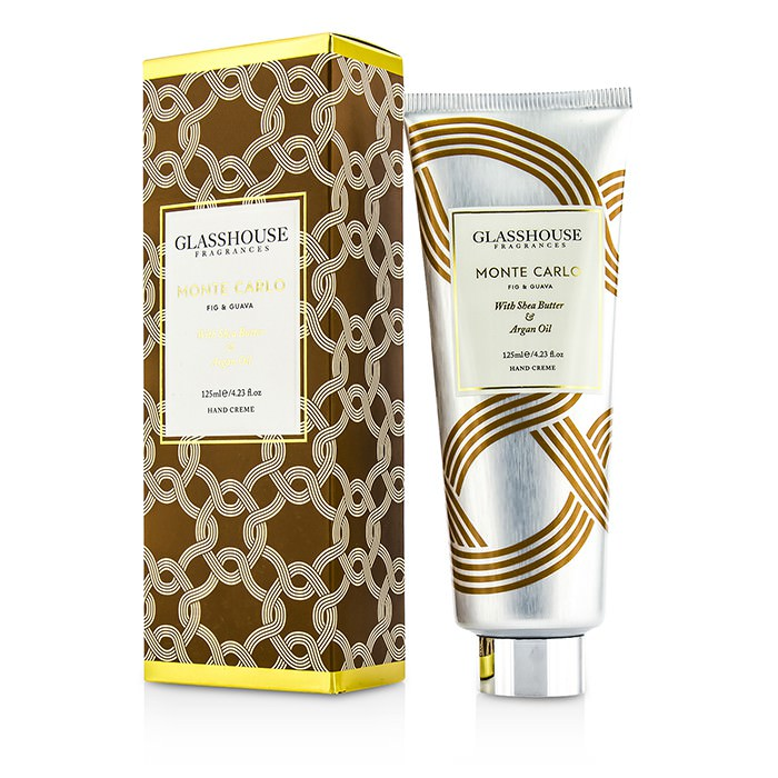 Glasshouse Hand Cream - Monte Carlo (Fig & Guava) 125ml