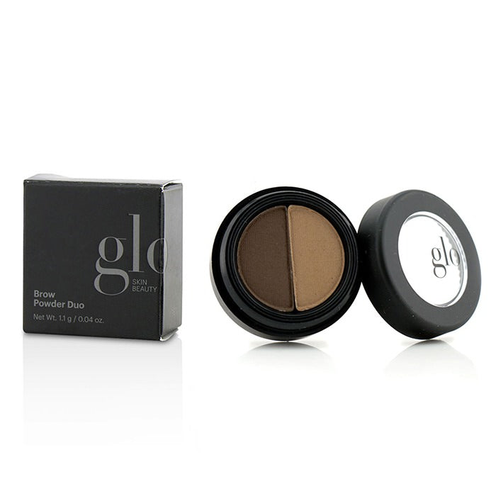Glo Skin Beauty Brow Powder Duo - # Brown 1.1g