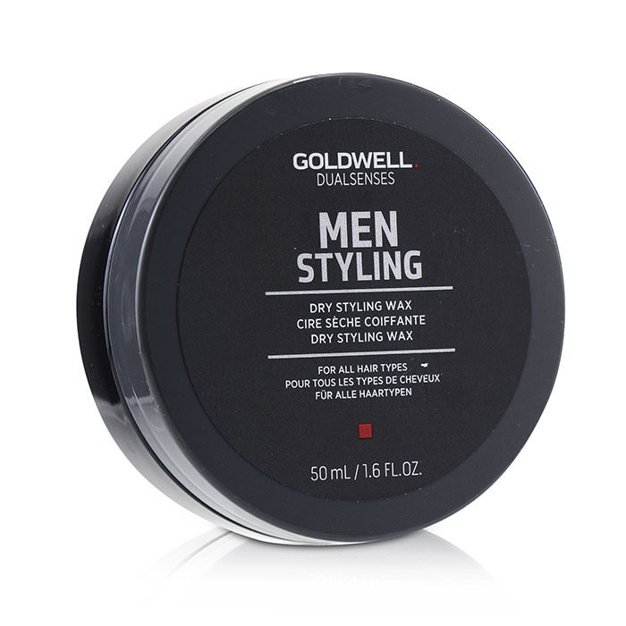 Goldwell Dual Senses Men Styling Dry Styling Wax (For All Hair Types) 50ml