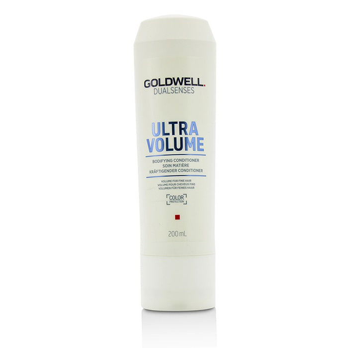Goldwell Dual Senses Ultra Volume Bodifying Conditioner (Volume For Fine Hair) 200ml