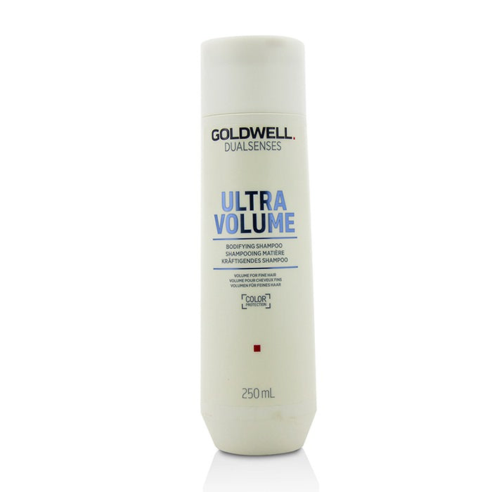 Goldwell Dual Senses Ultra Volume Bodifying Shampoo (Volume For Fine Hair) 250ml