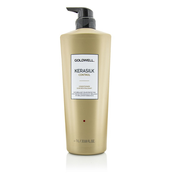 Goldwell Kerasilk Control Conditioner (For Unmanageable, Unruly and Frizzy Hair) 1000ml