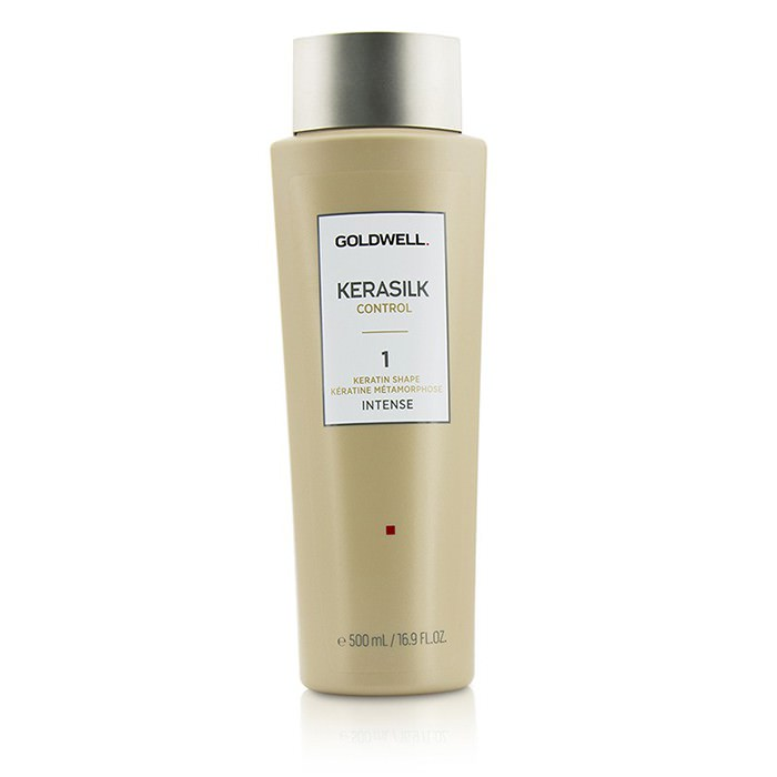 Goldwell Kerasilk Control Keratin Shape 1 - # Intense 500ml