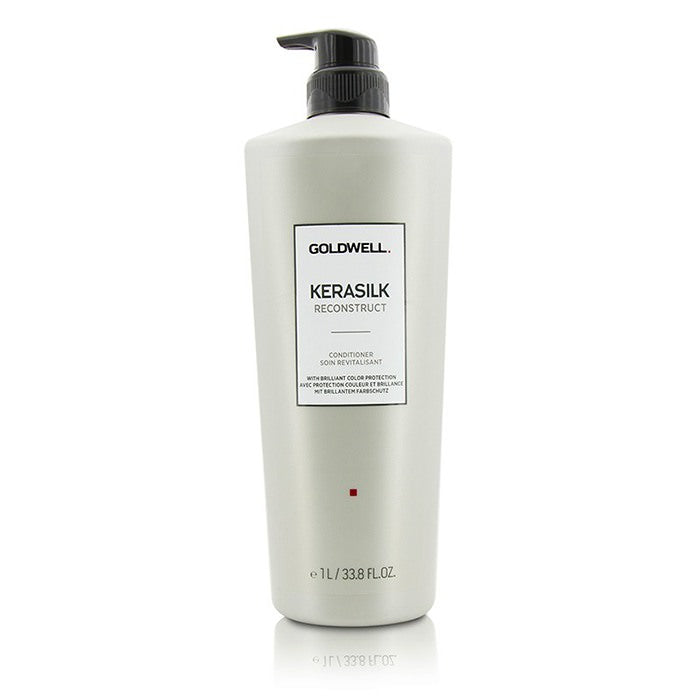 Goldwell Kerasilk Reconstruct Conditioner (For Stressed and Damaged Hair) 1000ml