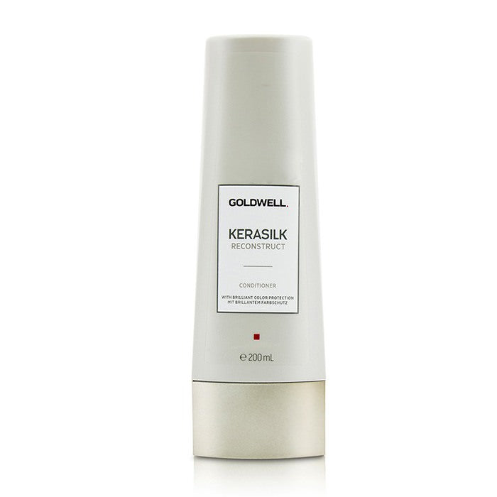Goldwell Kerasilk Reconstruct Conditioner (For Stressed and Damaged Hair) 200ml