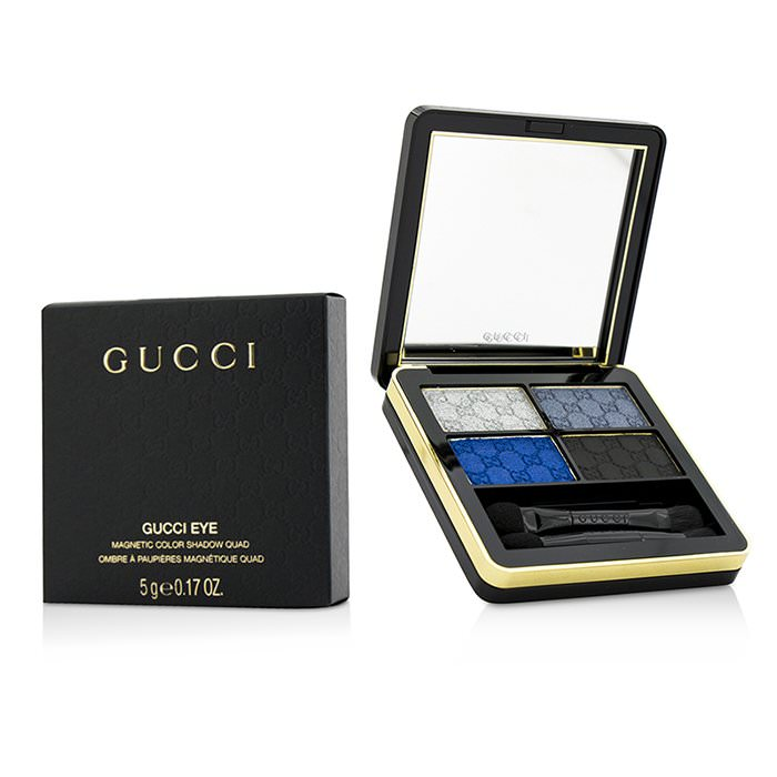 Gucci Magnetic Color Shadow Quad - #100 Ocean Rhapsody 5g