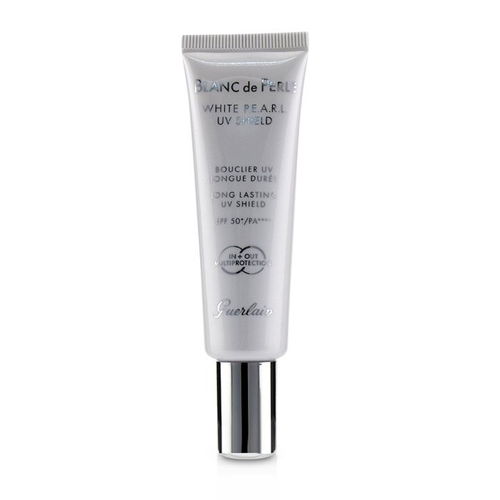 Guerlain Blanc De Perle UV Shield Brightening Pearl Perfection SPF50/PA+++ (New Packaging) 30ml