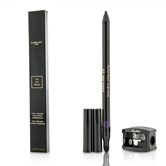 Guerlain Le Crayon Yeux The Eye Pencil - # 03 Deep Purple 1.2g