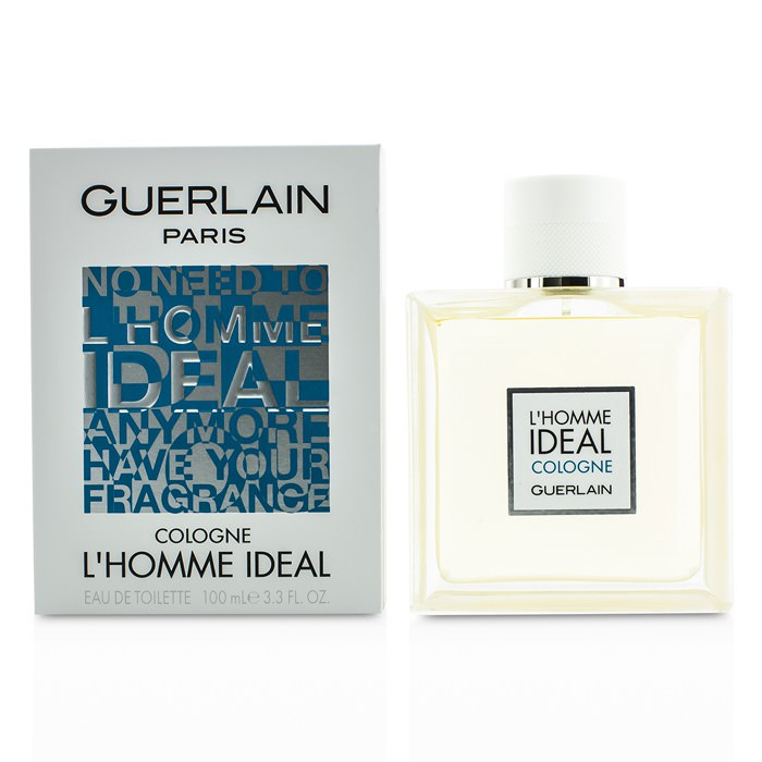 Guerlain L'Homme Ideal Cologne Eau De Toilette Spray 100ml