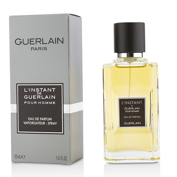 Guerlain L'Instant De Guerlain Pour Homme Eau De Parfum Spray (New Version) 50ml