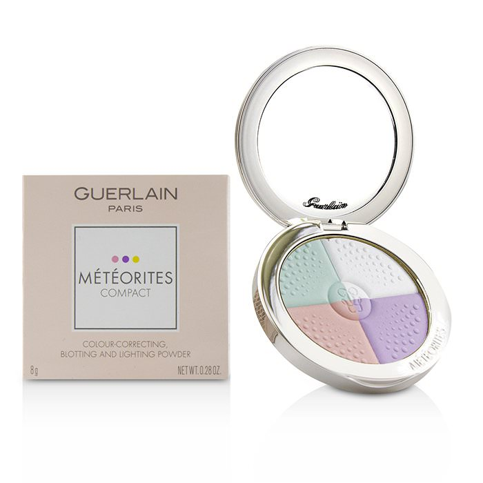 Guerlain Meteorites Compact Colour Correcting, Blotting And Lighting Powder - # 2 Clair/Light 8g