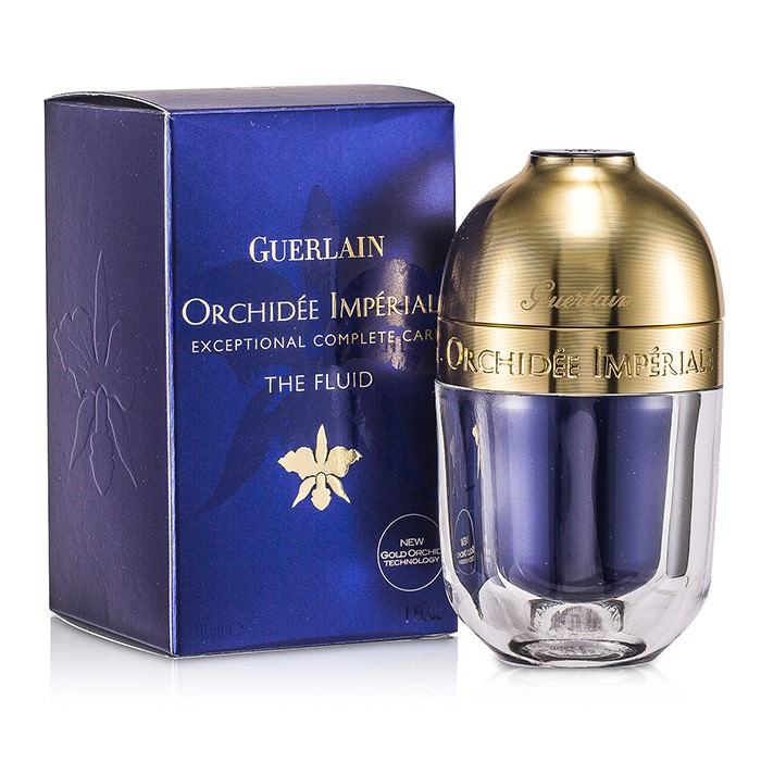 Guerlain Orchidee Imperiale Exceptional Complete Care The Fluid (New Gold Orchid Technology) 30ml