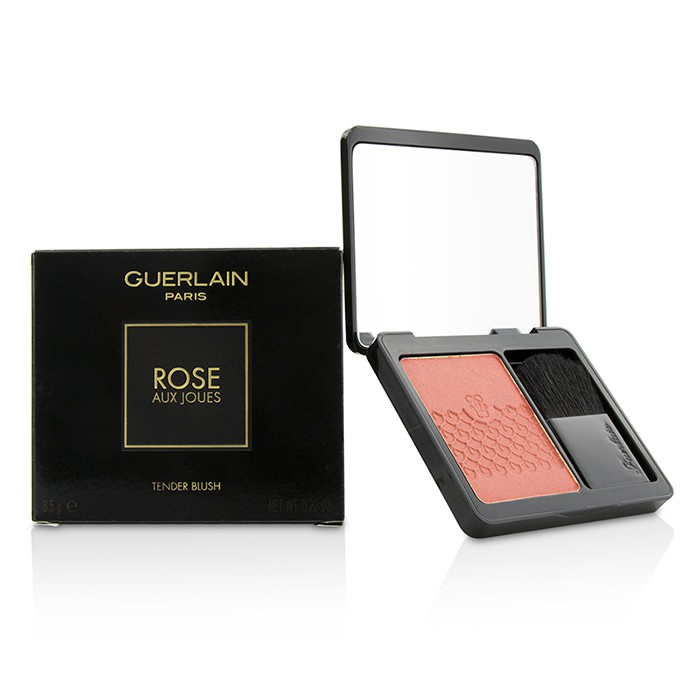 Guerlain Rose Aux Joues Tender Blush - #02 Chic Pink 6.5g