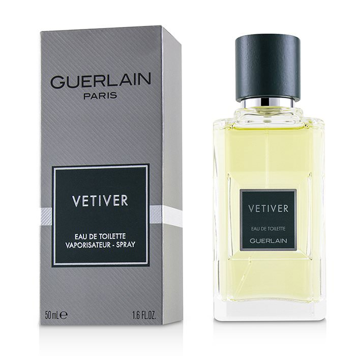 Guerlain Vetiver Eau De Toilette Spray 50ml