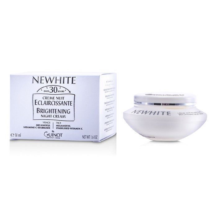 Guinot Newhite Brightening Night Cream For The Face 50ml